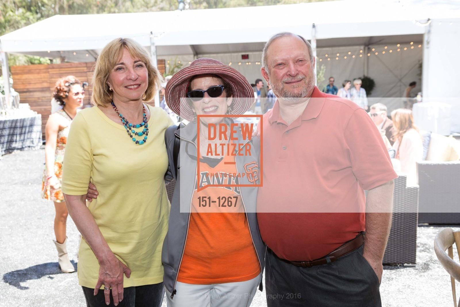 Marcia Ruben, Ellen Benjamin, Jon Benjamin, Photo #151-1267