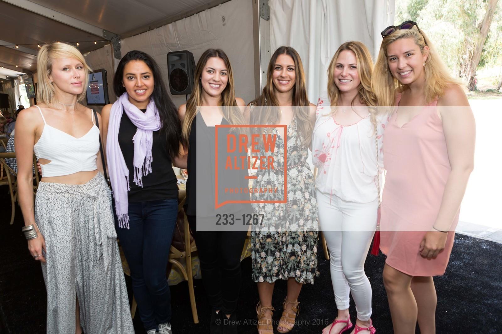 Daria Levko, Nilou Ghazizadeh, Natalie Mulay, Amanda Mulay, Jennifer Goldman, Daniella Segal, Photo #233-1267