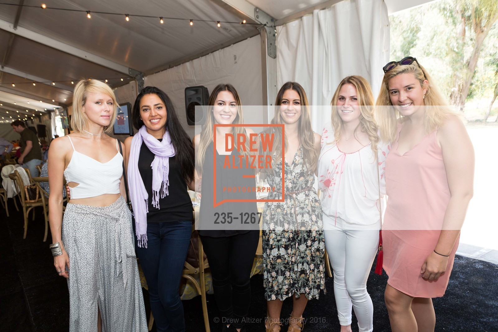 Daria Levko, Nilou Ghazizadeh, Natalie Mulay, Amanda Mulay, Jennifer Goldman, Daniella Segal, Photo #235-1267