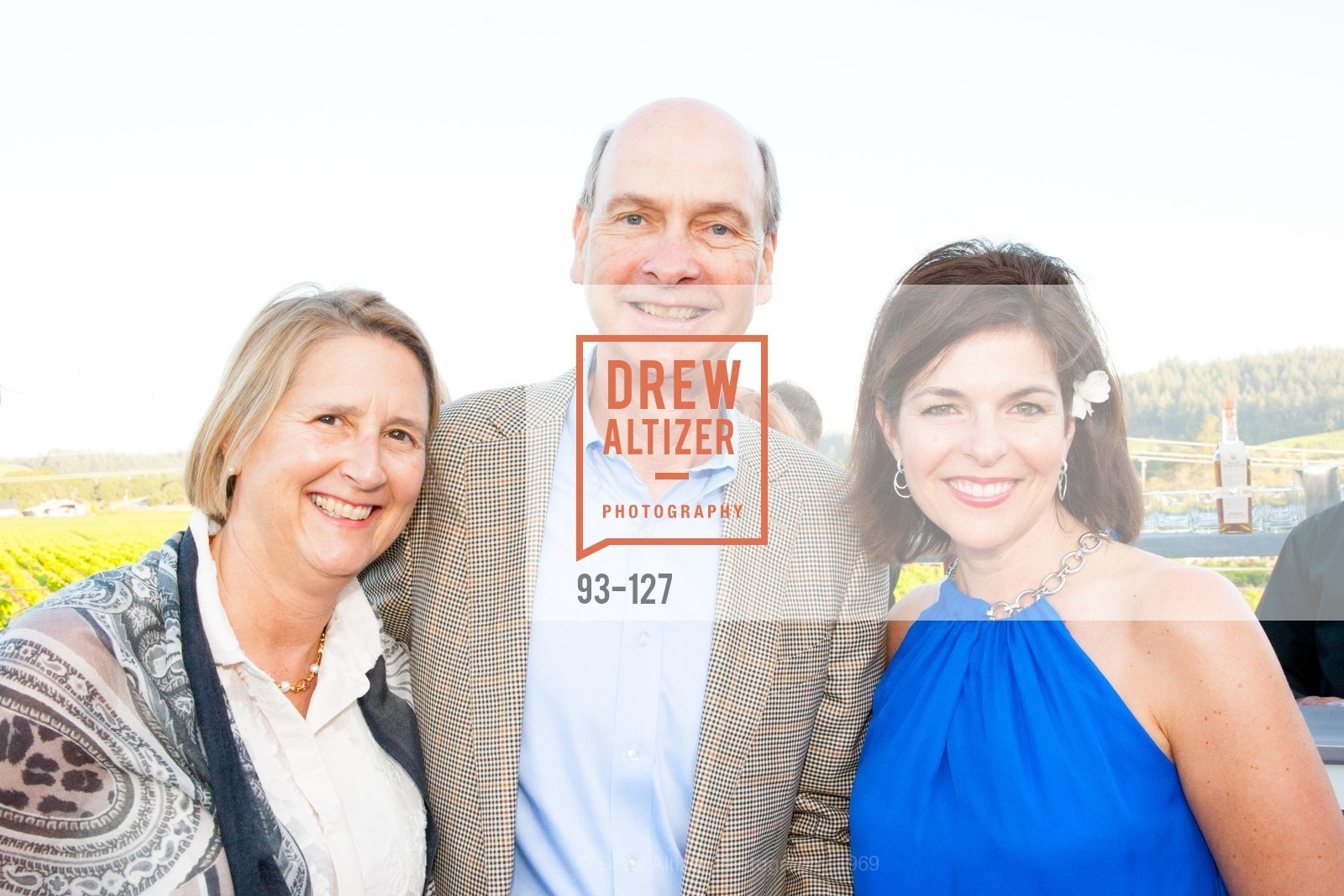 Prisca Geesling, Keith Geesling, Sarah Lucas, An Evening in the Vineyard hosted by JACK CALHOUN & TRENT NORRIS, Jack Calhoun & Trent Norris Vineyard. 3393 Dry Creek Road, Healdsburg CA 95448, May 22nd, 2015,Drew Altizer, Drew Altizer Photography, full-service agency, private events, San Francisco photographer, photographer california
