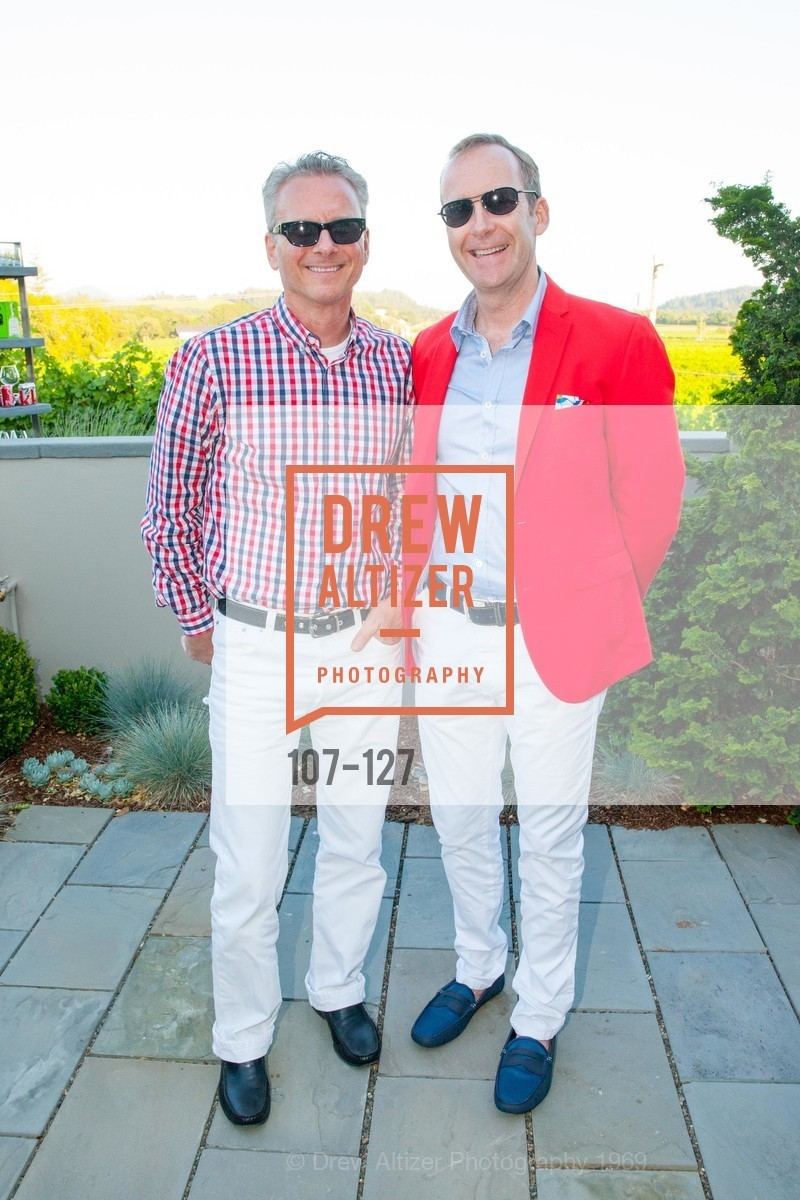 Oliver Clode, James Schroeder, An Evening in the Vineyard hosted by JACK CALHOUN & TRENT NORRIS, Jack Calhoun & Trent Norris Vineyard. 3393 Dry Creek Road, Healdsburg CA 95448, May 22nd, 2015,Drew Altizer, Drew Altizer Photography, full-service agency, private events, San Francisco photographer, photographer california