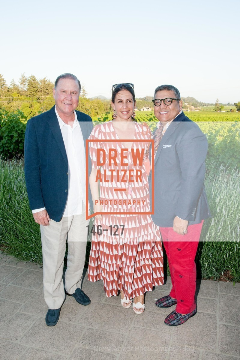 John Grotts, Lisa Grotts, Riccardo Benavides, An Evening in the Vineyard hosted by JACK CALHOUN & TRENT NORRIS, Jack Calhoun & Trent Norris Vineyard. 3393 Dry Creek Road, Healdsburg CA 95448, May 22nd, 2015,Drew Altizer, Drew Altizer Photography, full-service agency, private events, San Francisco photographer, photographer california