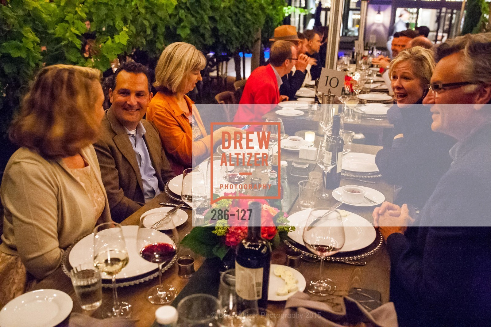 Ann von Germeten, Craig Stevenson, Linda Dujmovich, An Evening in the Vineyard hosted by JACK CALHOUN & TRENT NORRIS, Jack Calhoun & Trent Norris Vineyard. 3393 Dry Creek Road, Healdsburg CA 95448, May 22nd, 2015,Drew Altizer, Drew Altizer Photography, full-service agency, private events, San Francisco photographer, photographer california