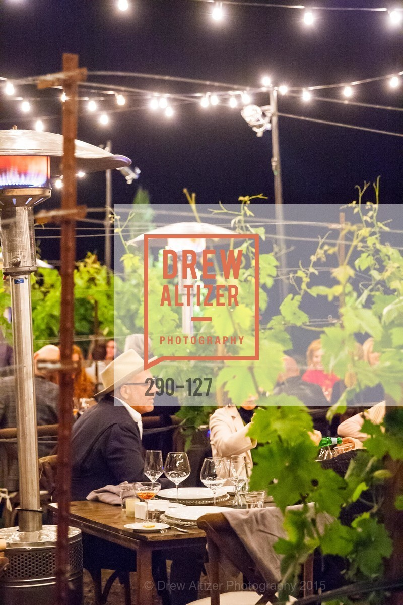 Atmosphere, An Evening in the Vineyard hosted by JACK CALHOUN & TRENT NORRIS, Jack Calhoun & Trent Norris Vineyard. 3393 Dry Creek Road, Healdsburg CA 95448, May 22nd, 2015,Drew Altizer, Drew Altizer Photography, full-service agency, private events, San Francisco photographer, photographer california