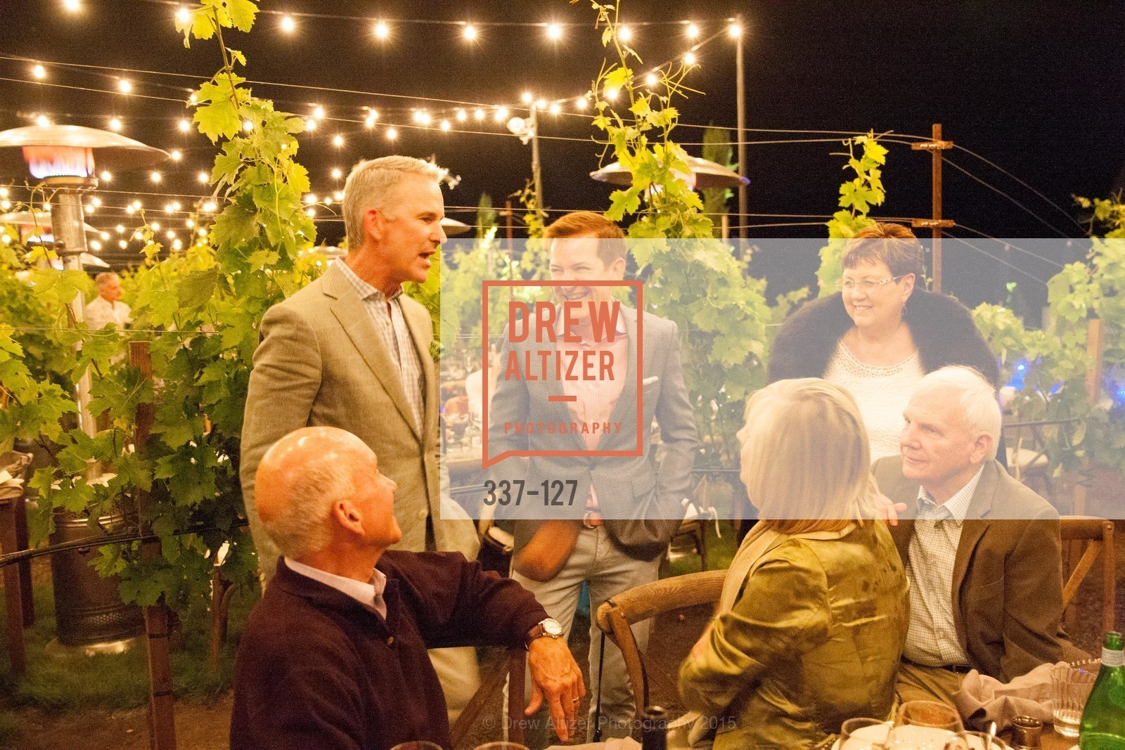 Jeffrey Gibson, Trent Norris, Darlene Sumner, An Evening in the Vineyard hosted by JACK CALHOUN & TRENT NORRIS, Jack Calhoun & Trent Norris Vineyard. 3393 Dry Creek Road, Healdsburg CA 95448, May 22nd, 2015,Drew Altizer, Drew Altizer Photography, full-service agency, private events, San Francisco photographer, photographer california