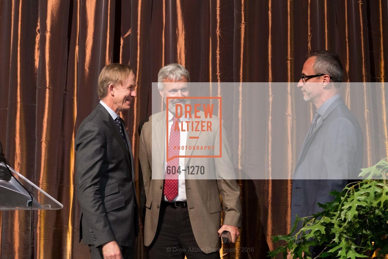 Mark Ferguson, Charlie Barnett, Gilberto Floresta, Photo #604-1270
