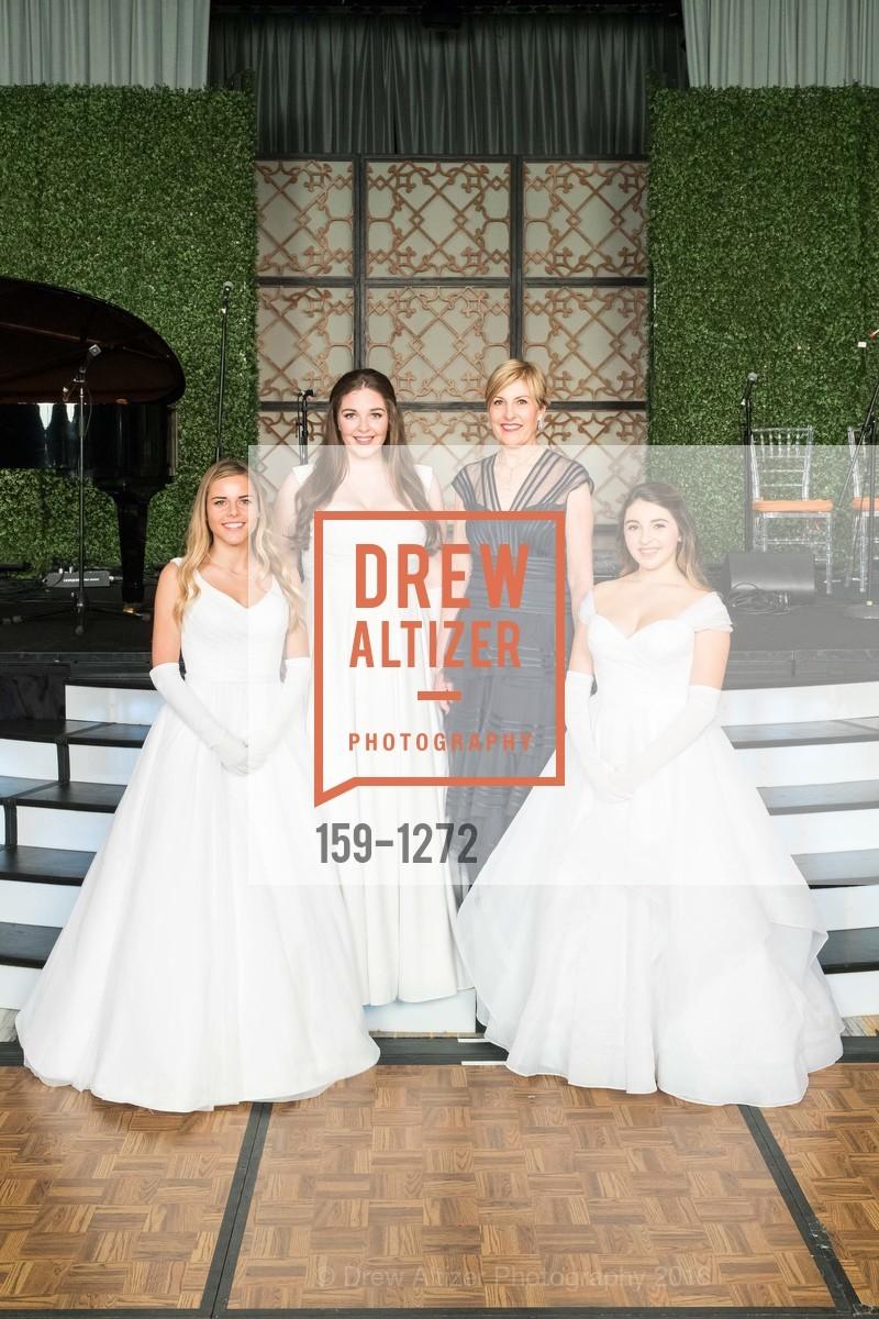 Ariana Denebeim, Madeleine Kelny Denebeim, Kelny Denebeim, Allton Rachel Vogel-Denebeim, Photo #159-1272