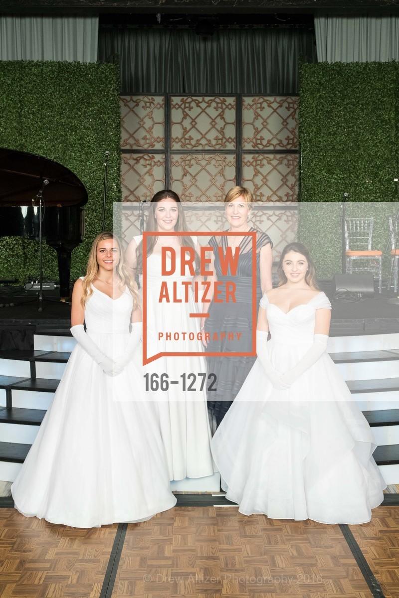 Ariana Denebeim, Madeleine Kelny Denebeim, Kelny Denebeim, Allton Rachel Vogel-Denebeim, Photo #166-1272