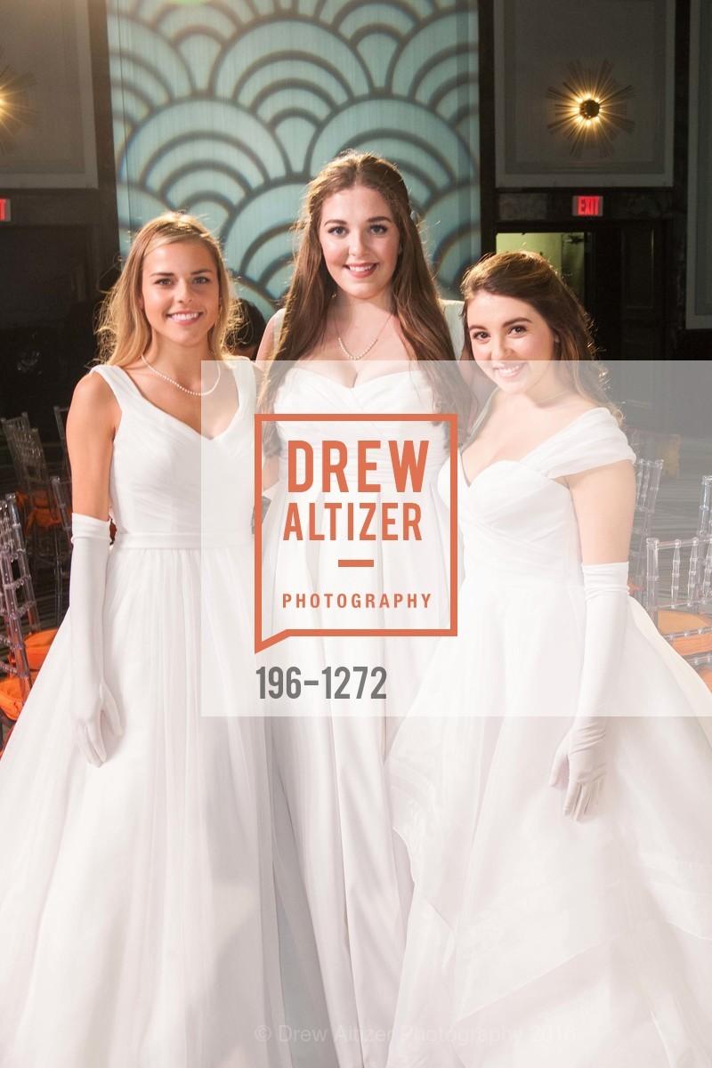 Ariana Denebeim, Madeleine Kelny Denebeim, Allton Rachel Vogel-Denebeim, Photo #196-1272