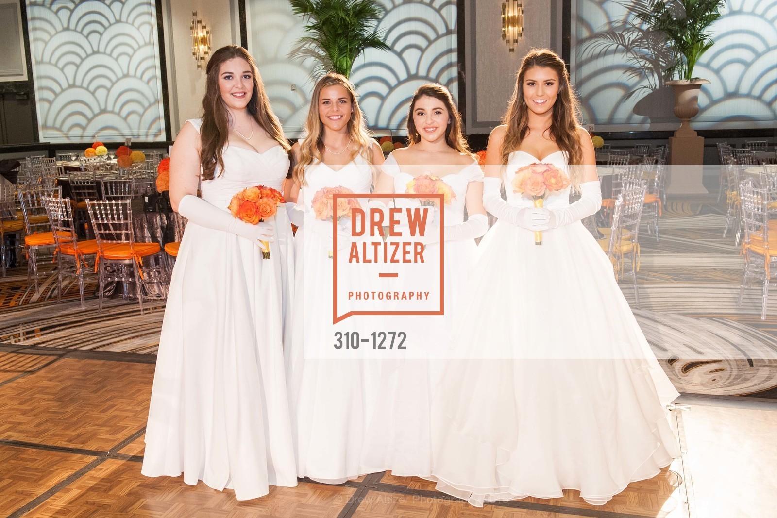 Madeleine Kelny Denebeim, Ariana Denebeim, Allton Rachel Vogel-Denebeim, Shala Monet Weir, Photo #310-1272
