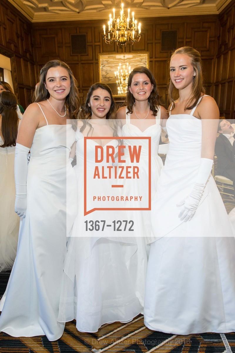 Sarah Kate Paulsen, Allton Rachel Vogel-Denebeim, Avery Catharine Bearden, Frances Lee Arnautou, Photo #1367-1272