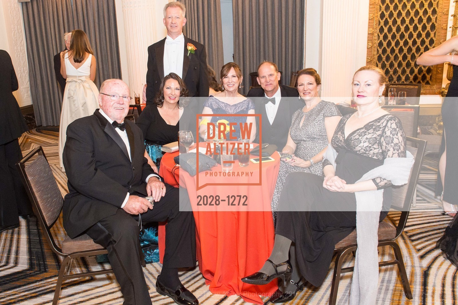 Jay Barnz, Johnna Coats, Richard Garman, Susan Coats, Philip Coats, Joyce Whitworth, Chris Jensen, Photo #2028-1272