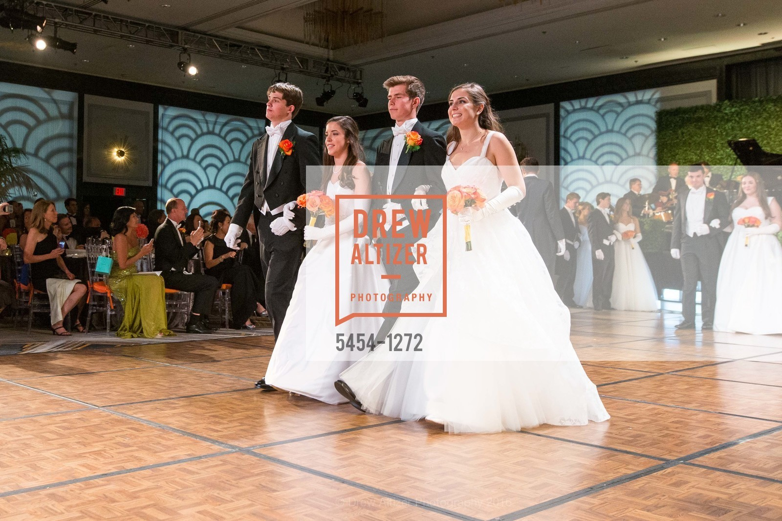Max Rieser, Alanna DeMuro, Bennett Canady, Caroline Coffey, Photo #5454-1272