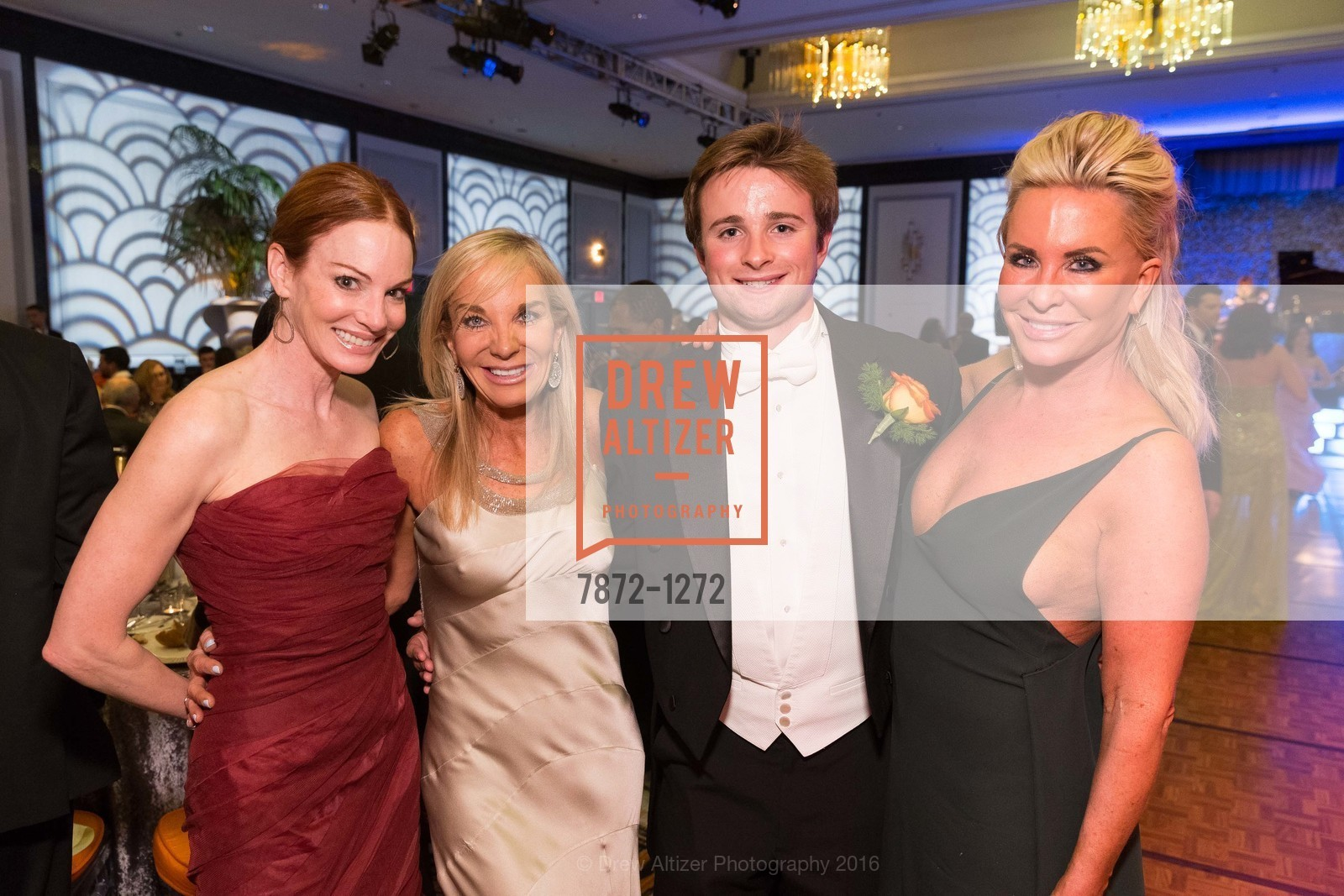 Cheryl Baxter, Michelle Cheatham, Clayton Read, Tracy McLaughlin, Photo #7872-1272