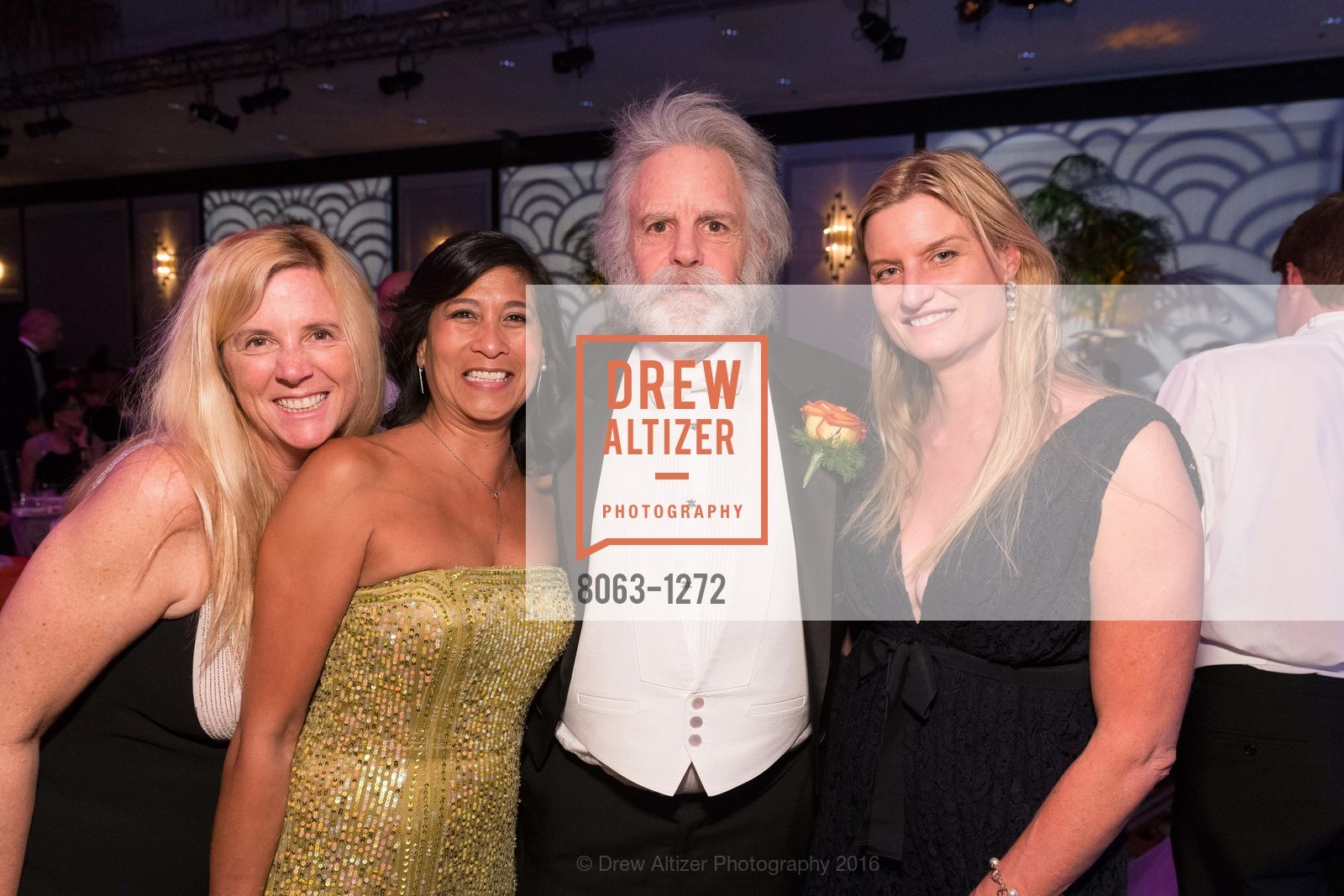 Cooksie Giannini, Bob Weir, Laura Alber, Photo #8063-1272
