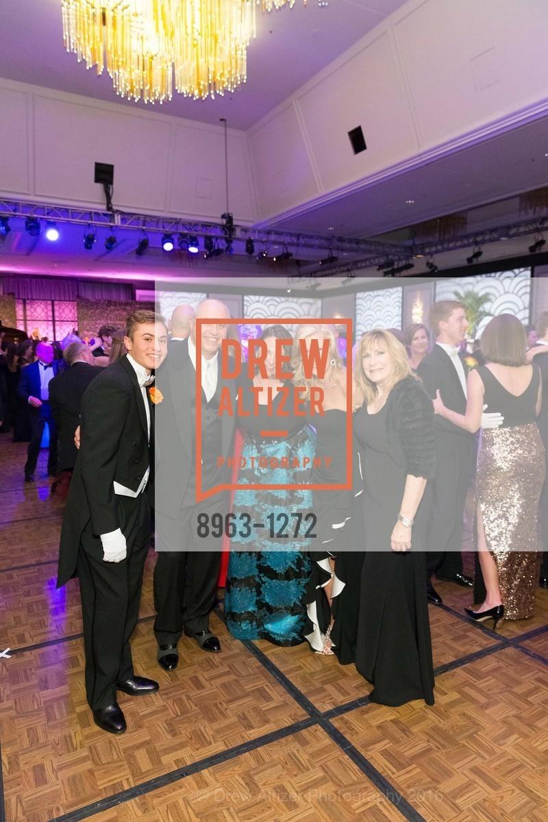 Nicolas Laub, David Laub, Johnna Coats, Margie Laub, Photo #8963-1272