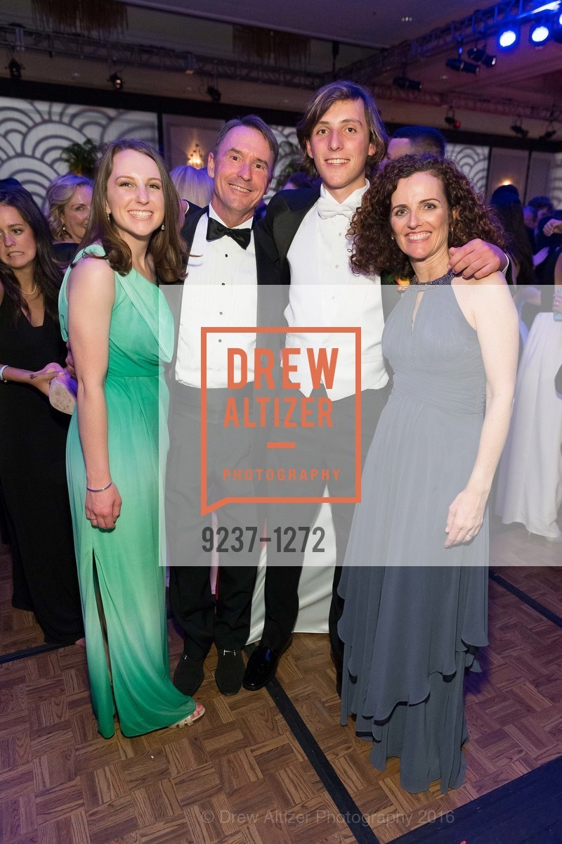 Madeleine Barry, Kevin Barry, Nick Barry, Maureen Barry, Photo #9237-1272