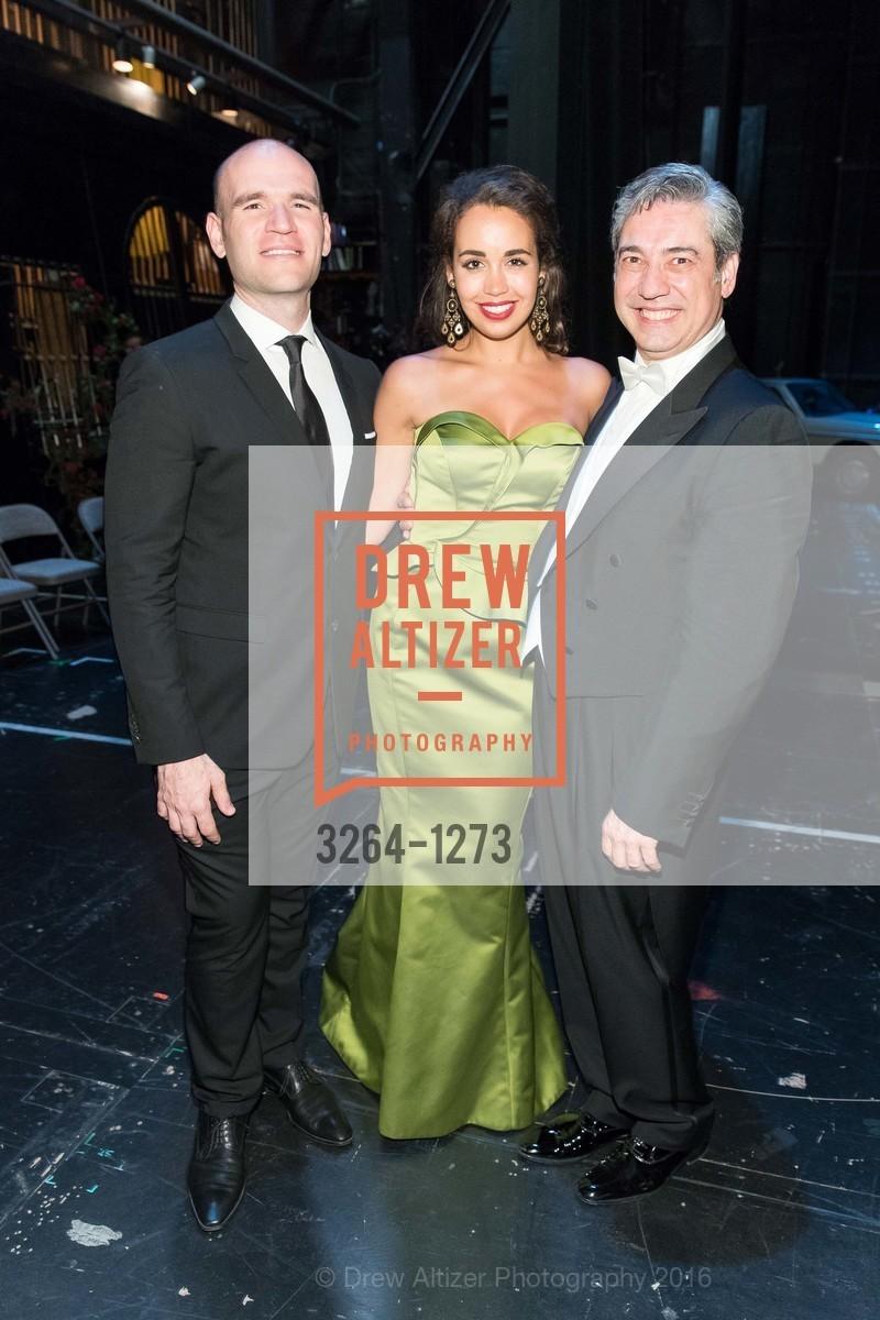 Michael Fabiano, Nadine Sierra, Nicola Luisotti, Photo #3264-1273