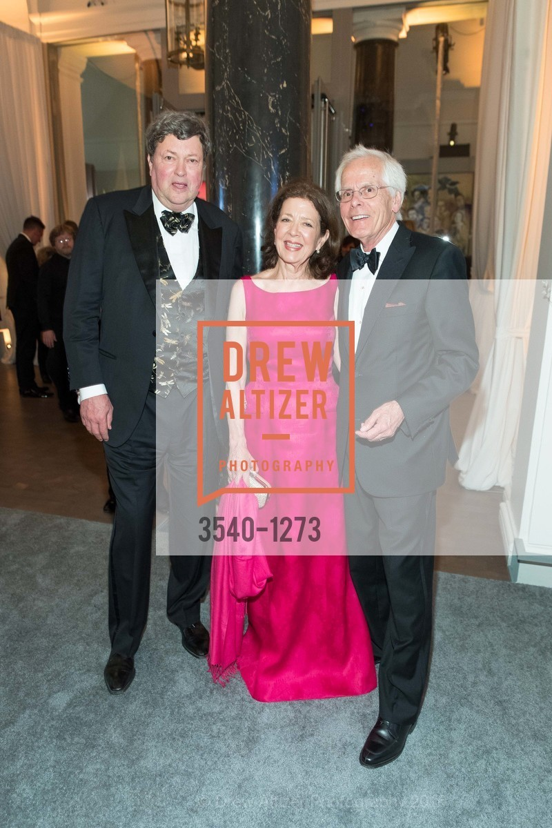 John Gunn, Linda Kemper, Joachim Bechtle, Photo #3540-1273