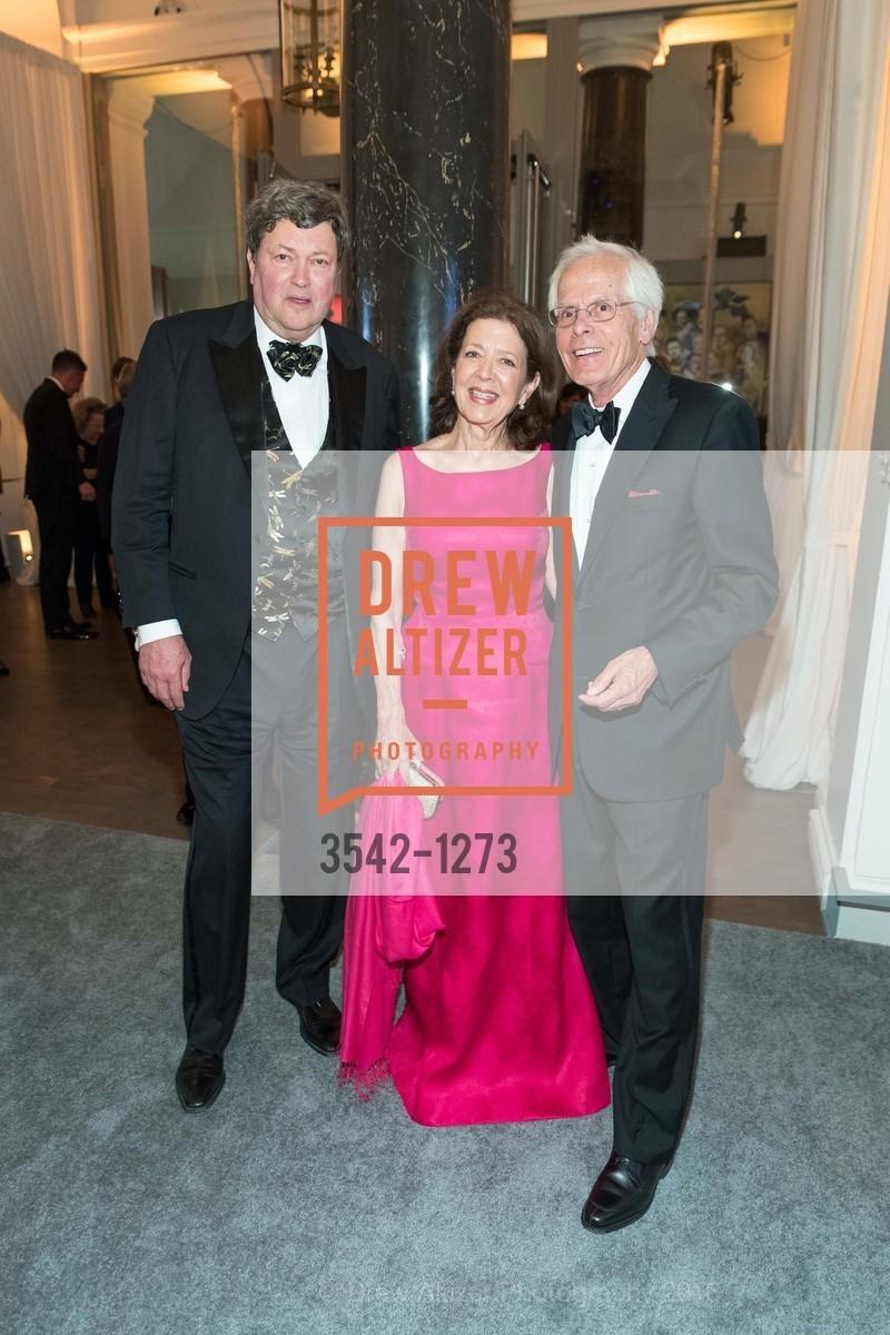 John Gunn, Linda Kemper, Joachim Bechtle, Photo #3542-1273