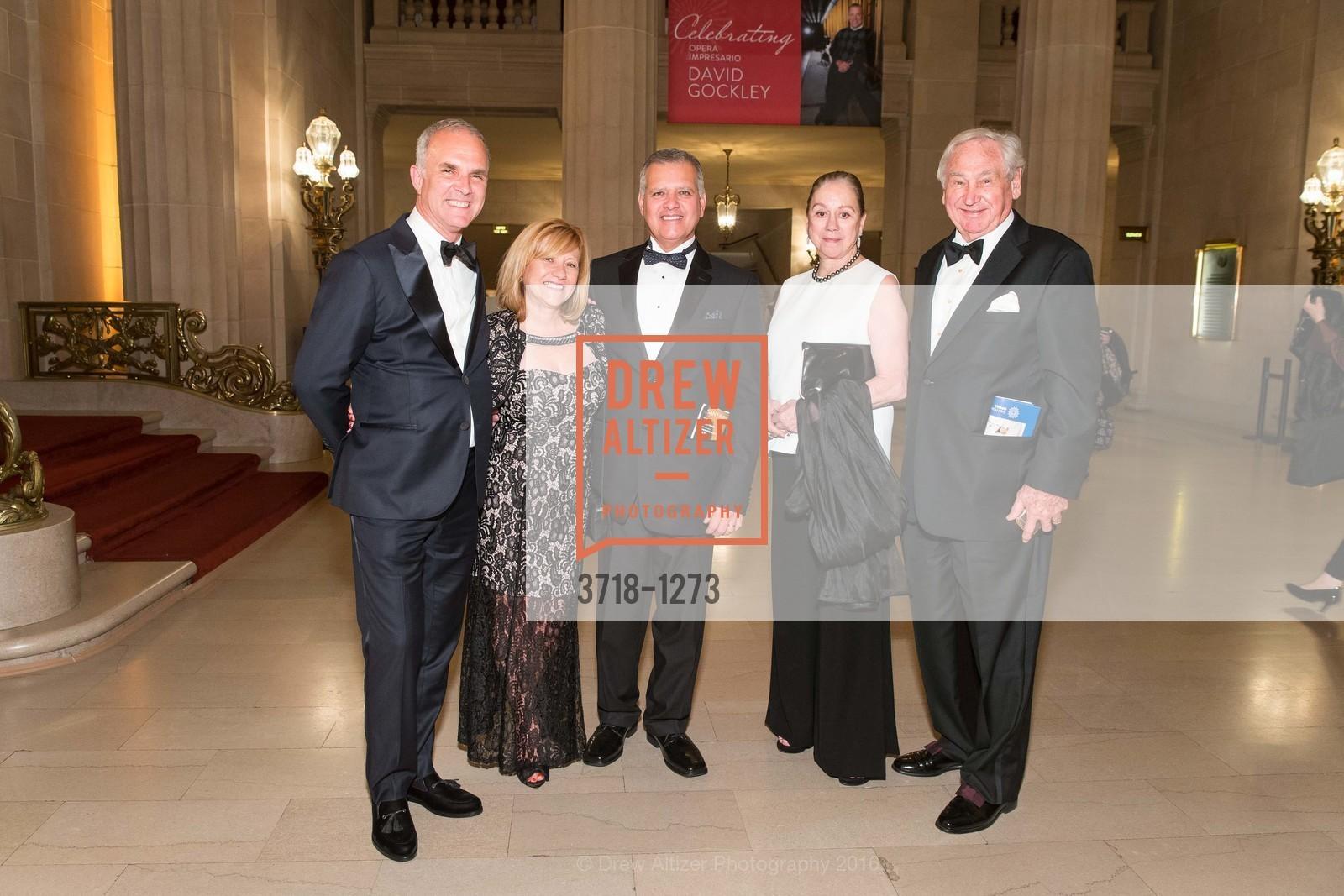 Steve Luppino, Giannina Horna, Julio Horna, Ana Maria Bohnn, Jules Bohnn, Photo #3718-1273