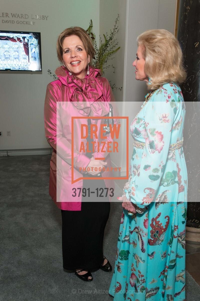 Renee Fleming, Dede Wilsey, Photo #3791-1273