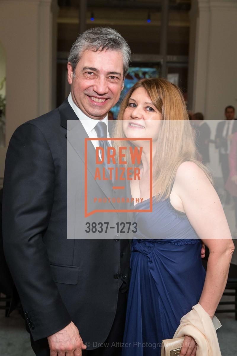 Nicola Luisotti, Rita Simonini, Photo #3837-1273