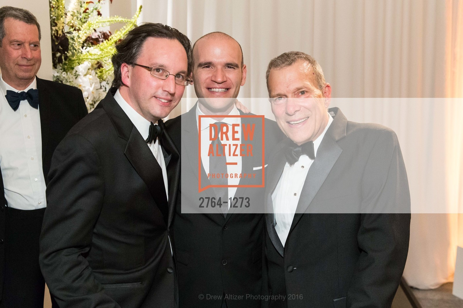 Matthew Shilvock, Michael Fabiano, Davkd Gockley, Photo #2764-1273