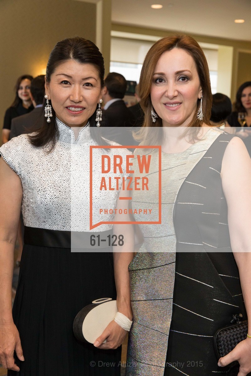 Akiko Yamazaki, Noosheen Hashemi, World Affairs Council Awards Dinner: Global Actors | Global Reach | Global Impact, Four Seasons San Francisco, May 25th, 2015,Drew Altizer, Drew Altizer Photography, full-service agency, private events, San Francisco photographer, photographer california