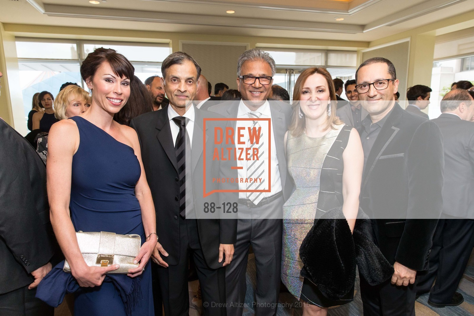 Ashley Madden, Vivek Ranadive, Umang Gupta, Noosheen Hashemi, Farzad Nazem, World Affairs Council Awards Dinner: Global Actors | Global Reach | Global Impact, Four Seasons San Francisco, May 25th, 2015,Drew Altizer, Drew Altizer Photography, full-service agency, private events, San Francisco photographer, photographer california