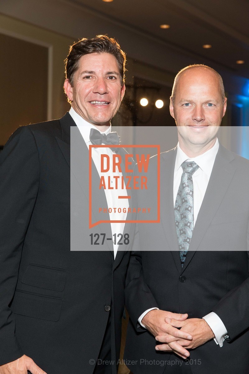 Gary Kovacs, Sebastian Thrun, World Affairs Council Awards Dinner: Global Actors | Global Reach | Global Impact, Four Seasons San Francisco, May 25th, 2015