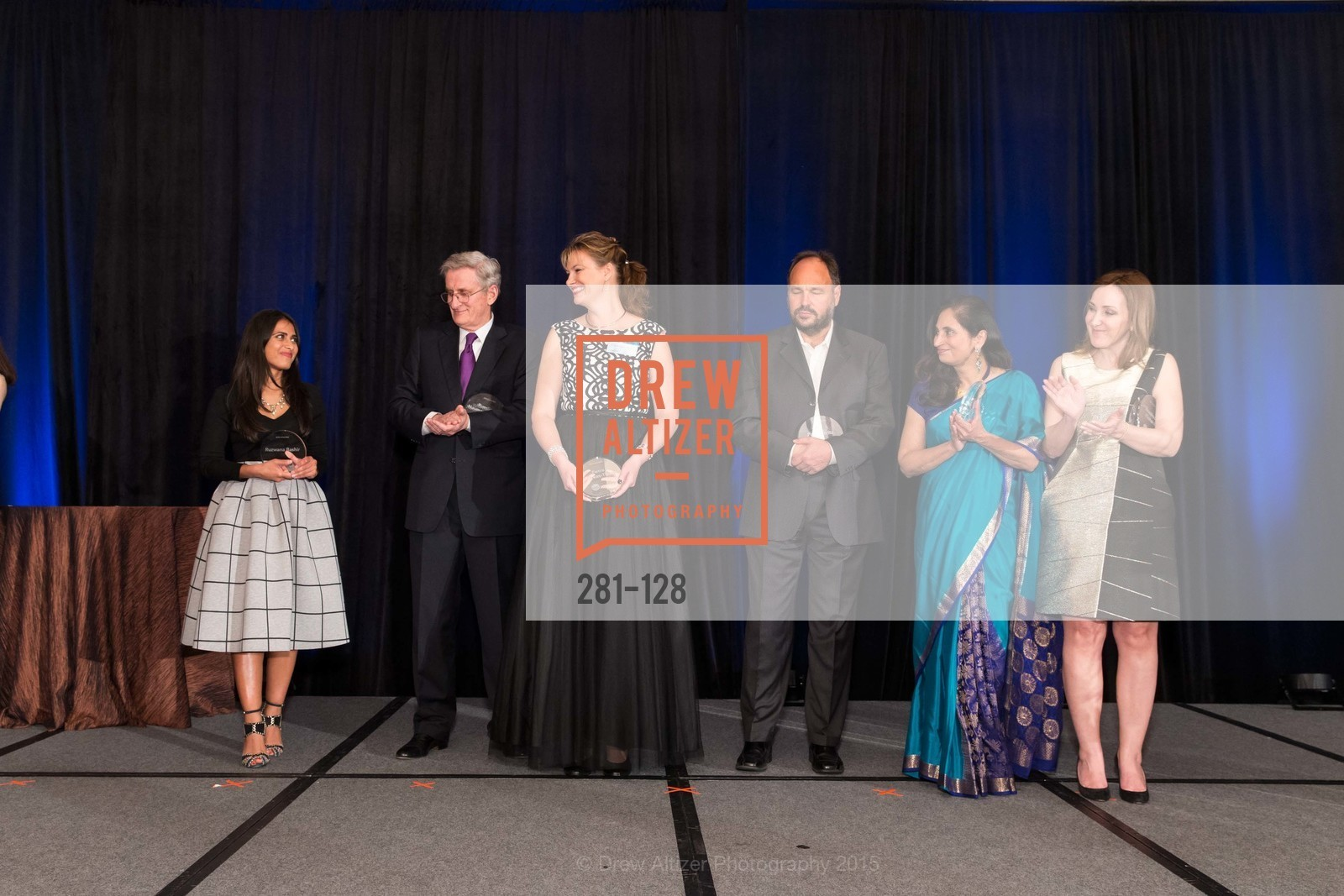 Ruzwana Bashir, Ruediger Naumann-Etienne, Petra Dierkes-Thrun, Paul Maritz, Padmasree Warrior, Noosheen Hashemi, World Affairs Council Awards Dinner: Global Actors | Global Reach | Global Impact, Four Seasons San Francisco, May 25th, 2015,Drew Altizer, Drew Altizer Photography, full-service agency, private events, San Francisco photographer, photographer california