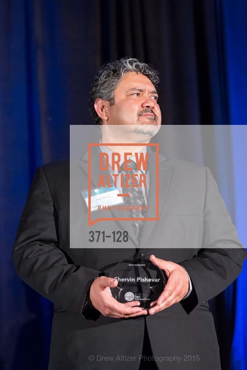 Afshin Pishevar, World Affairs Council Awards Dinner: Global Actors | Global Reach | Global Impact, Four Seasons San Francisco, May 25th, 2015
