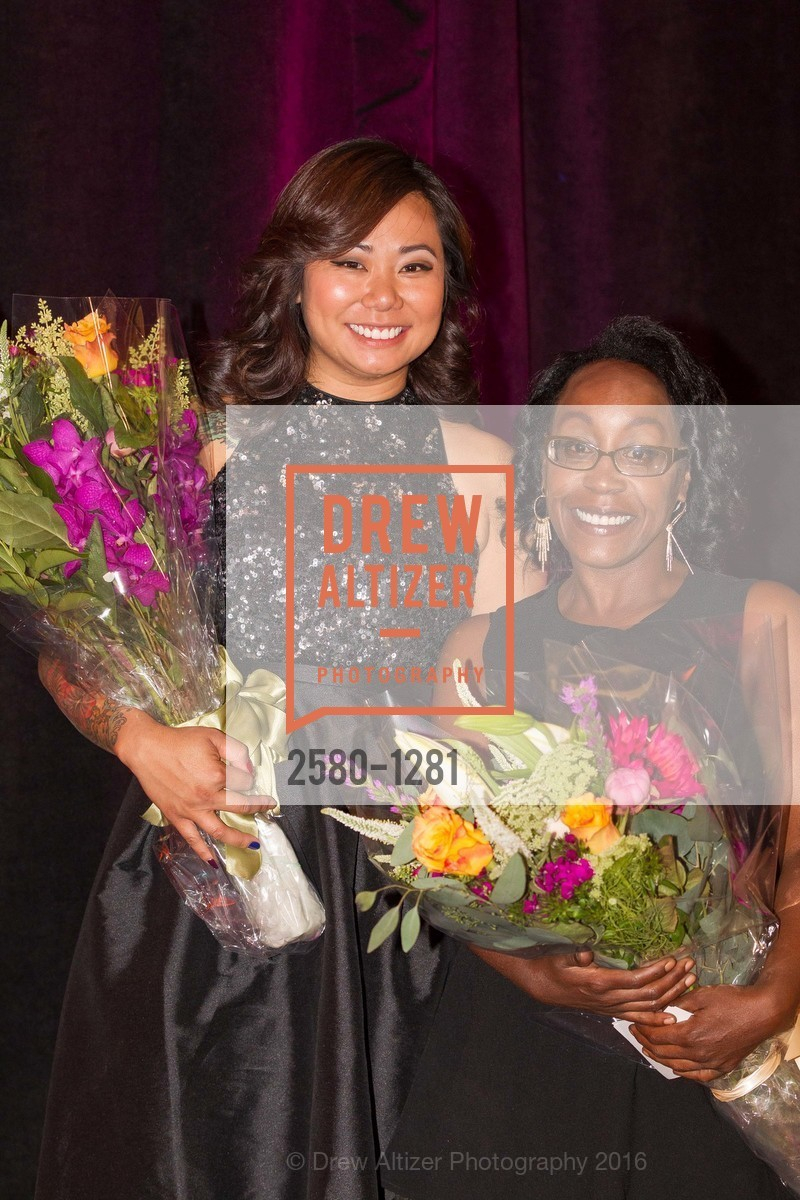 Madison Kaviyakoen, Regina Bates, Dress for Success 11th Annual Gala, US. Intercontinental Hotel, June 22nd, 2016