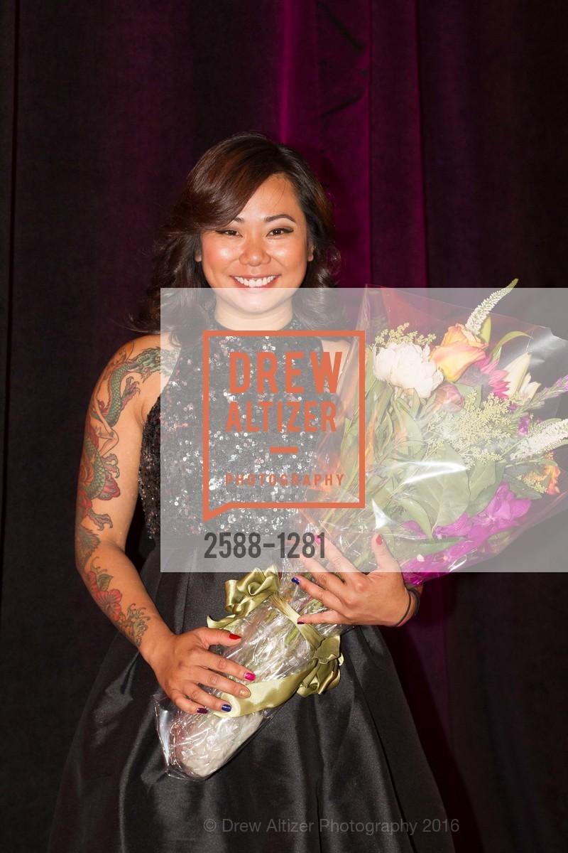 Madison Kaviyakoen, Dress for Success 11th Annual Gala, US. Intercontinental Hotel, June 22nd, 2016