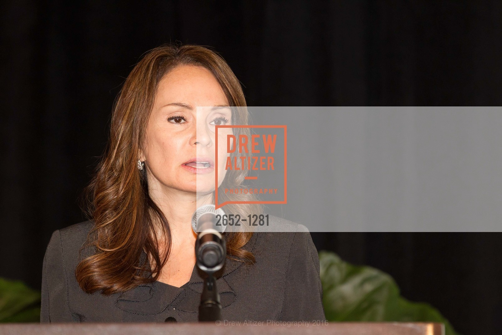 Rosa Rios, Dress for Success 11th Annual Gala, US. Intercontinental Hotel, June 22nd, 2016