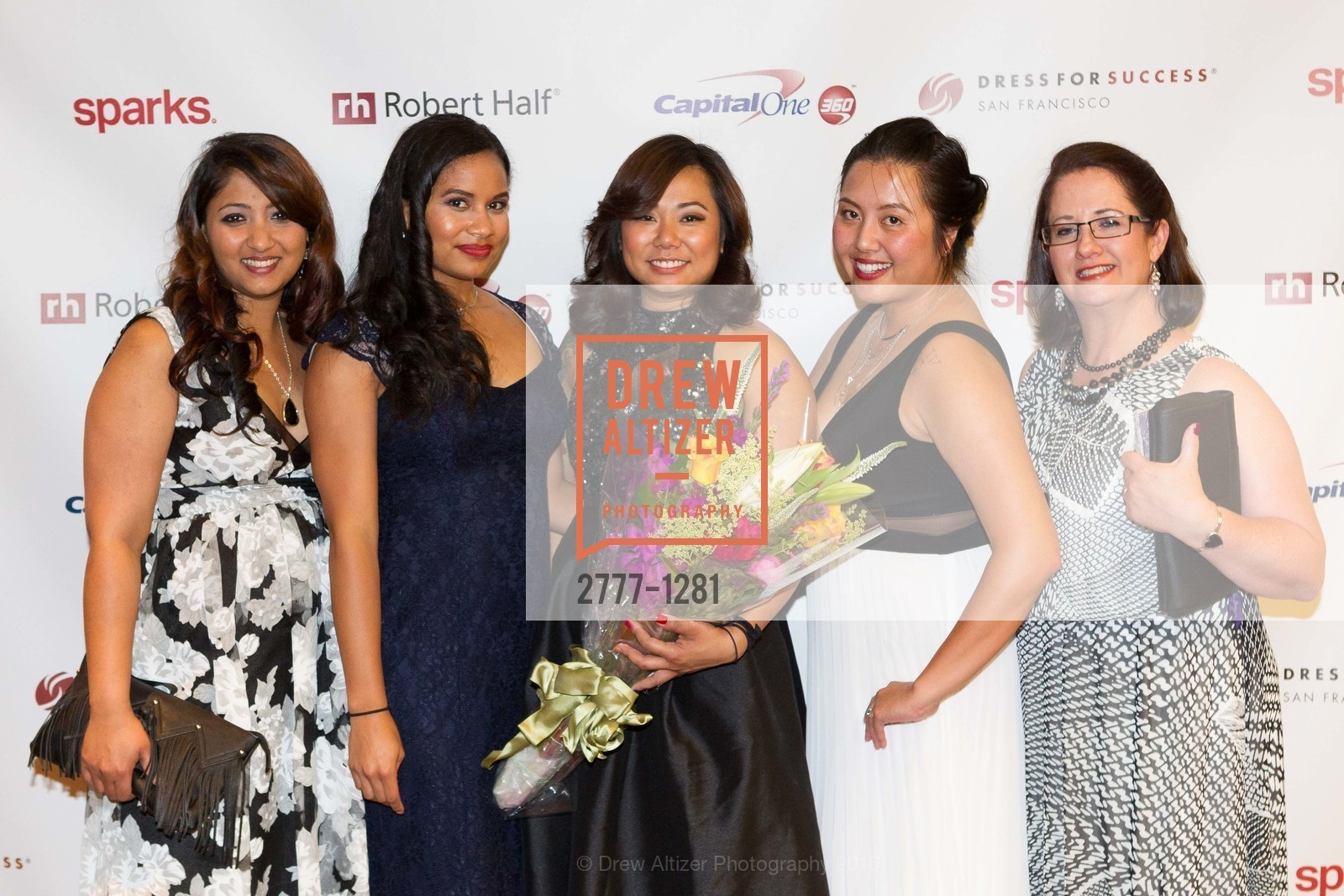 Ashica Singh, Christina Herschel, Madison Kaviyakoen, Jane Wang, Denise Evans, Photo #2777-1281