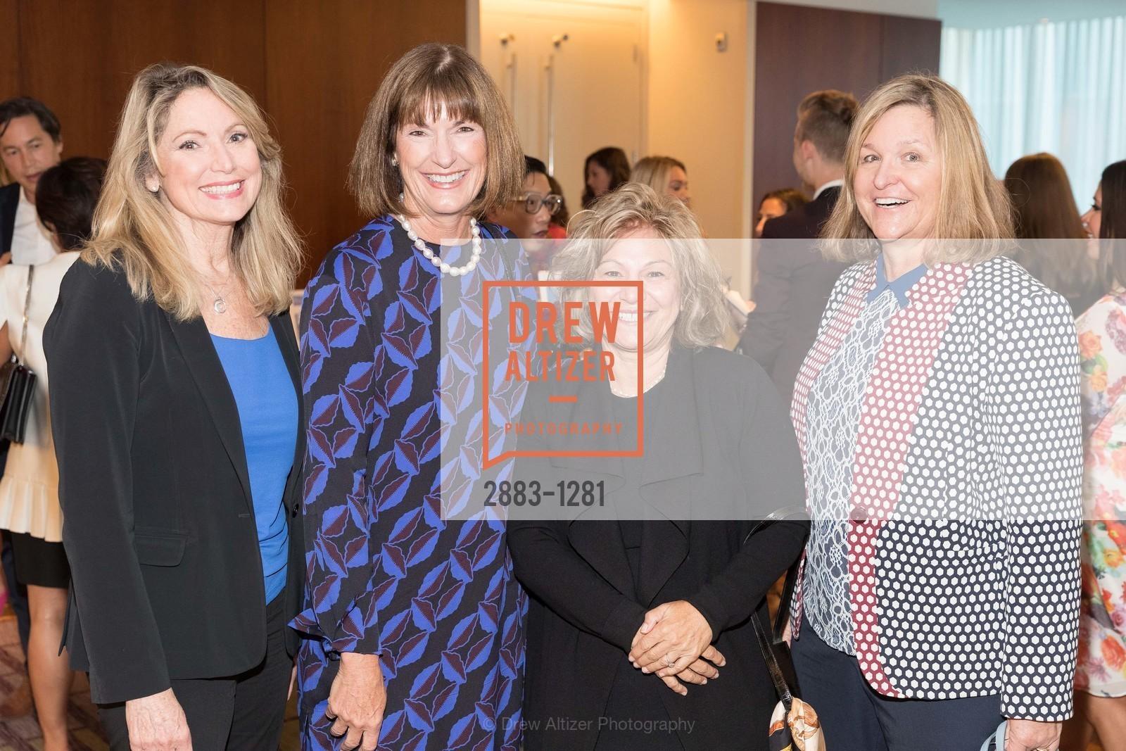 Kimberly Enright, Carolyn Wente, Paula Ametjian, Emily Tashman, Dress for Success 11th Annual Gala, US. Intercontinental Hotel, June 22nd, 2016