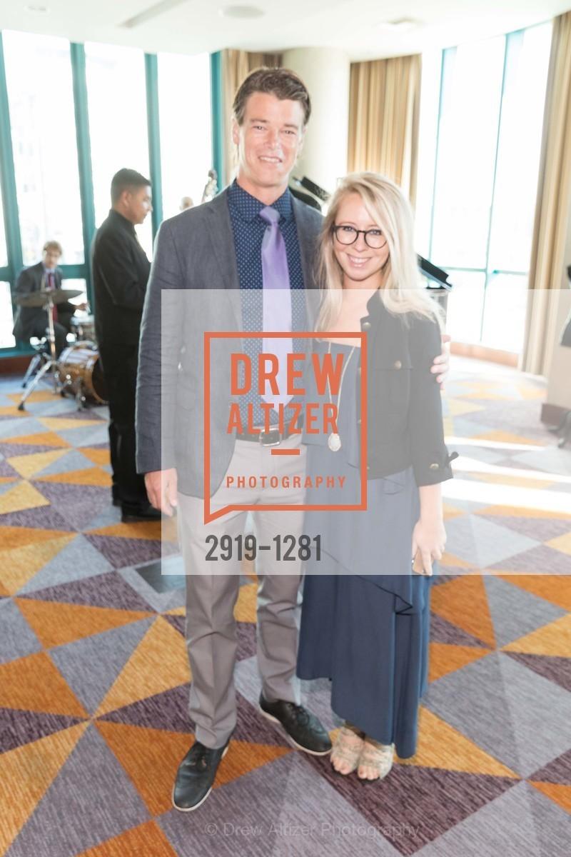 Devon Magee, Alex Fondren, Dress for Success 11th Annual Gala, US. Intercontinental Hotel, June 22nd, 2016