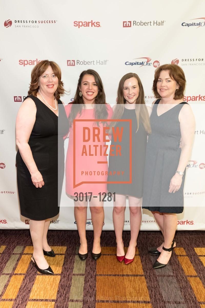 Kathy Grogan, Nicole Fite, Molly McFadden, Mary McFadden, Photo #3017-1281