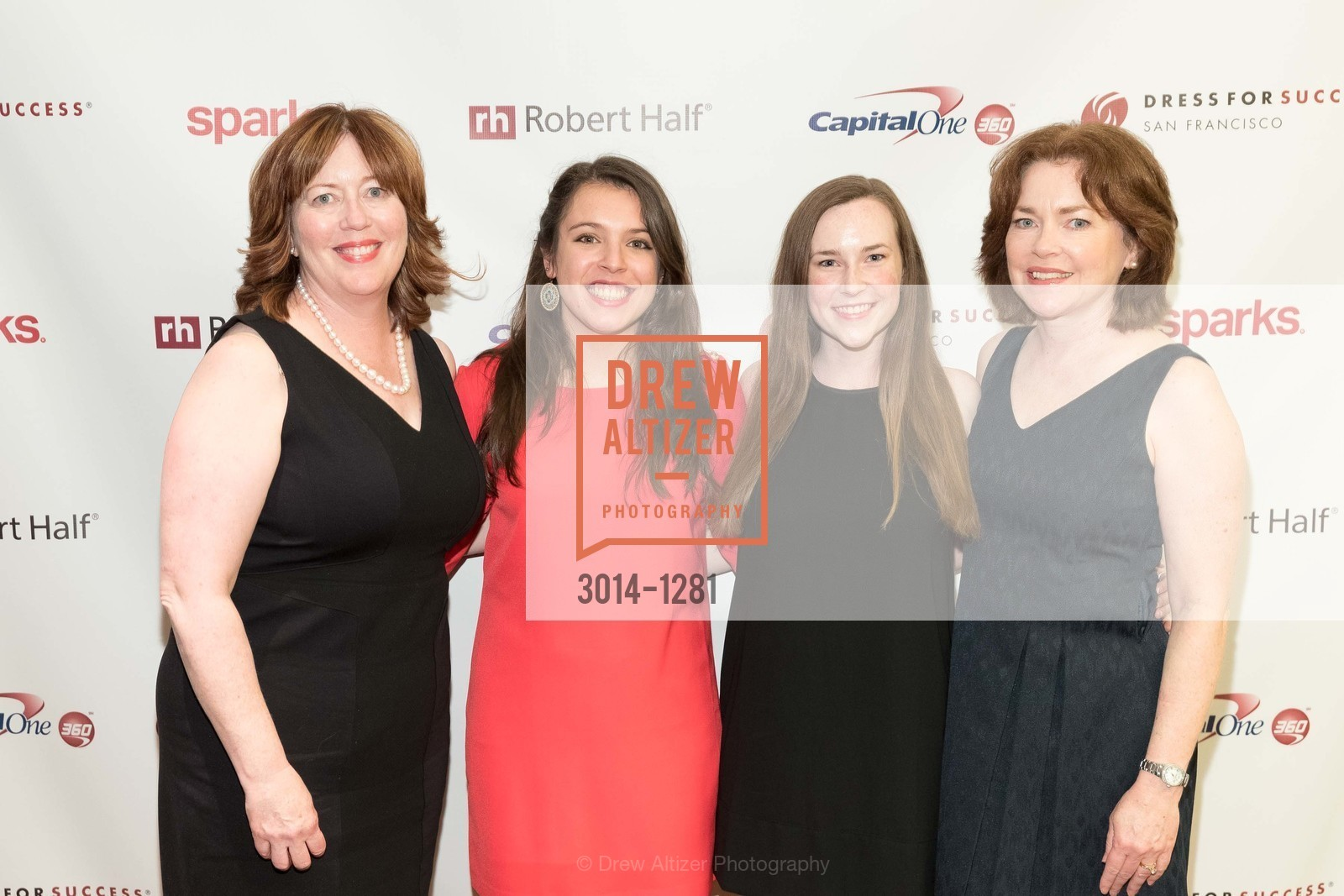 Kathy Grogan, Nicole Fite, Molly McFadden, Mary McFadden, Photo #3014-1281