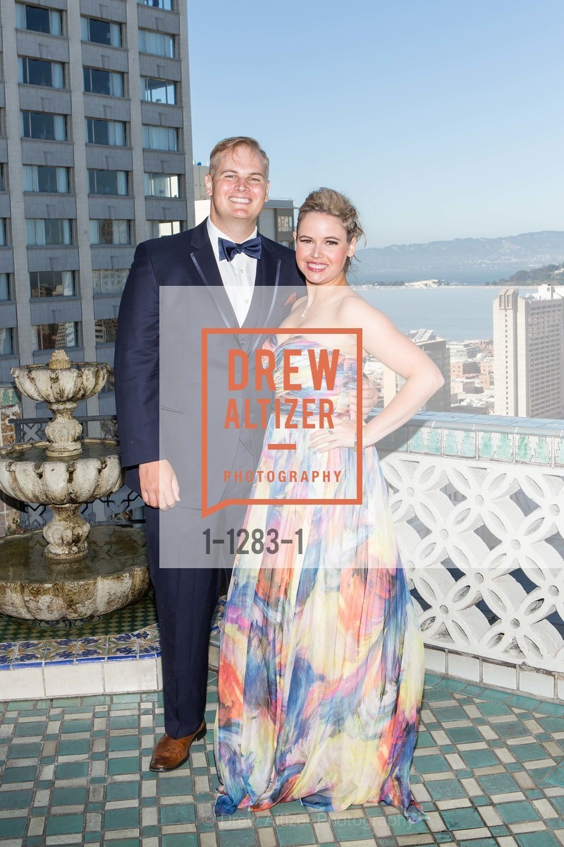 Steven Rainey, Colette Whitney, Spinsters of San Francisco Annual Ball 2016, US, June 25th, 2016