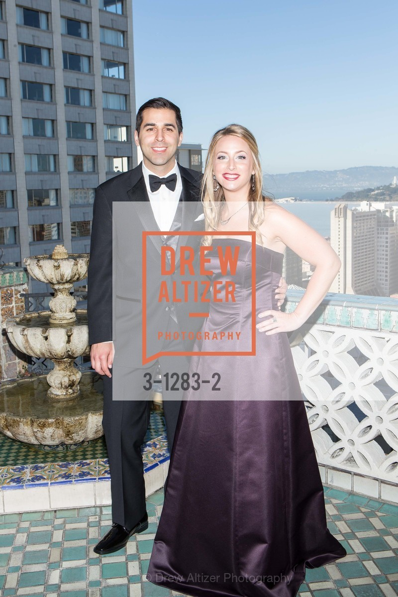 Matthew Boehm, Jenn Hazlewood, Spinsters of San Francisco Annual Ball 2016, US, June 25th, 2016
