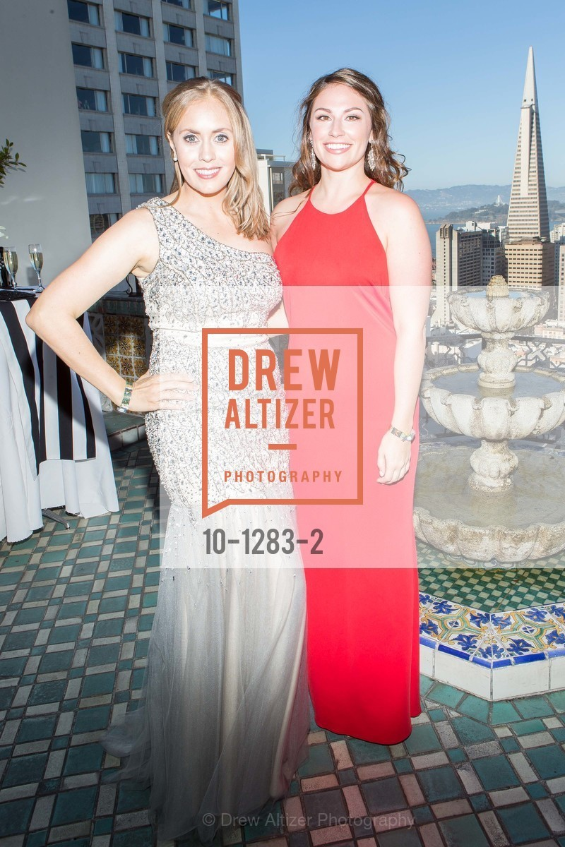Amy Kalnoki, Adriana Bechini, Spinsters of San Francisco Annual Ball 2016, US, June 25th, 2016