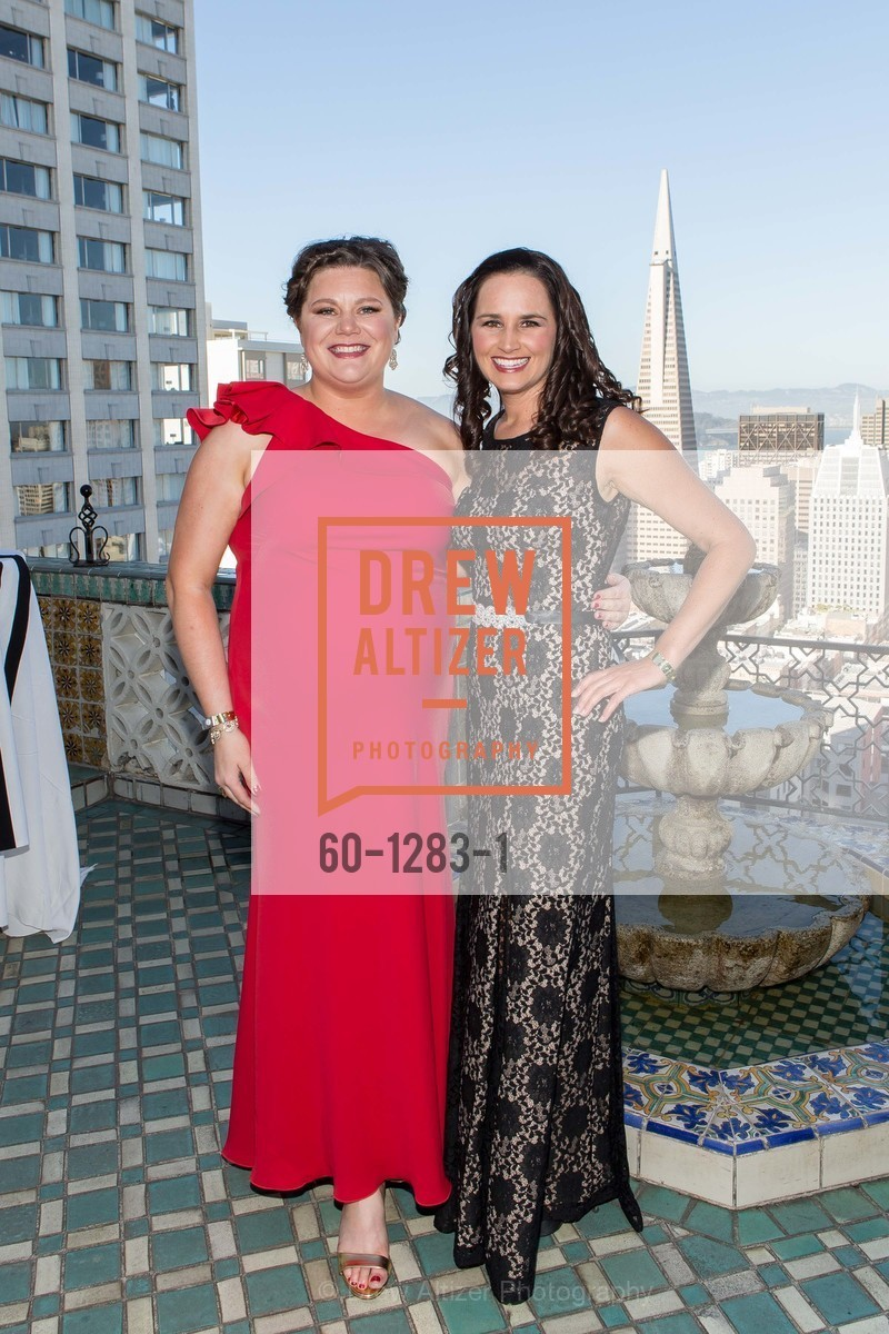 Cassie Gray, Kristin Leep, Spinsters of San Francisco Annual Ball 2016, US, June 25th, 2016