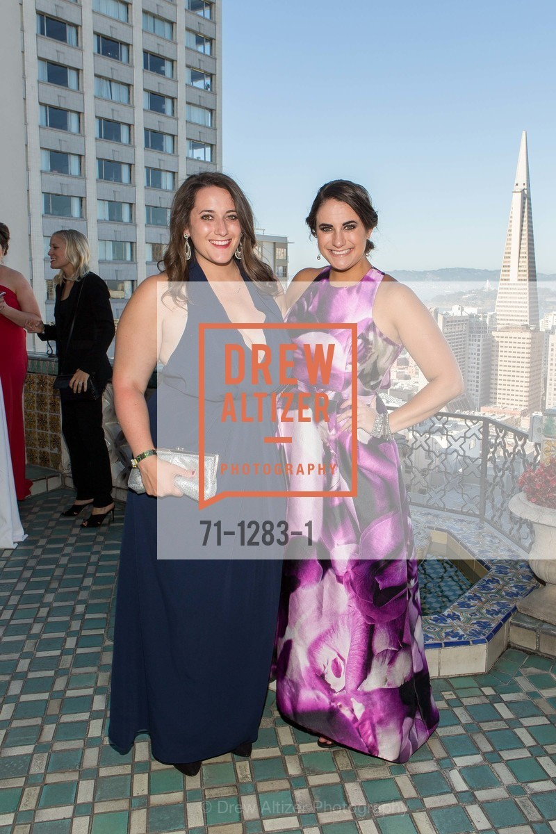 Laura Roberts, Kathleen Roberts, Spinsters of San Francisco Annual Ball 2016, US, June 25th, 2016