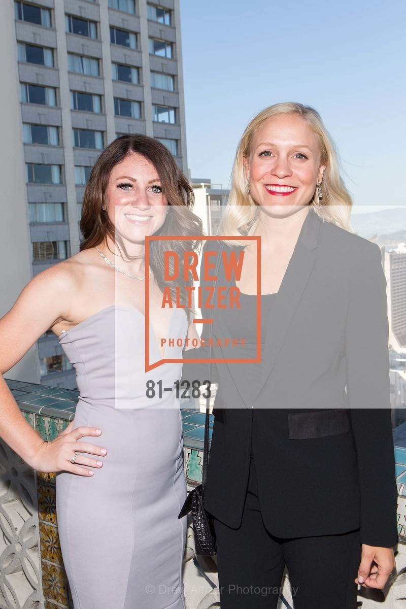 Kate Miller, Emily Millman, Spinsters of San Francisco Annual Ball 2016, US, June 25th, 2016