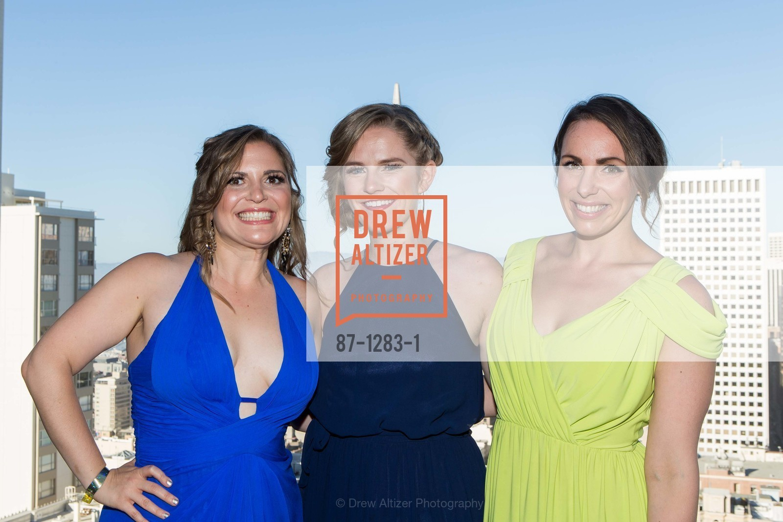 Jonna Constantine, Beth Windheuser, Genevieve Haight, Spinsters of San Francisco Annual Ball 2016, US, June 25th, 2016