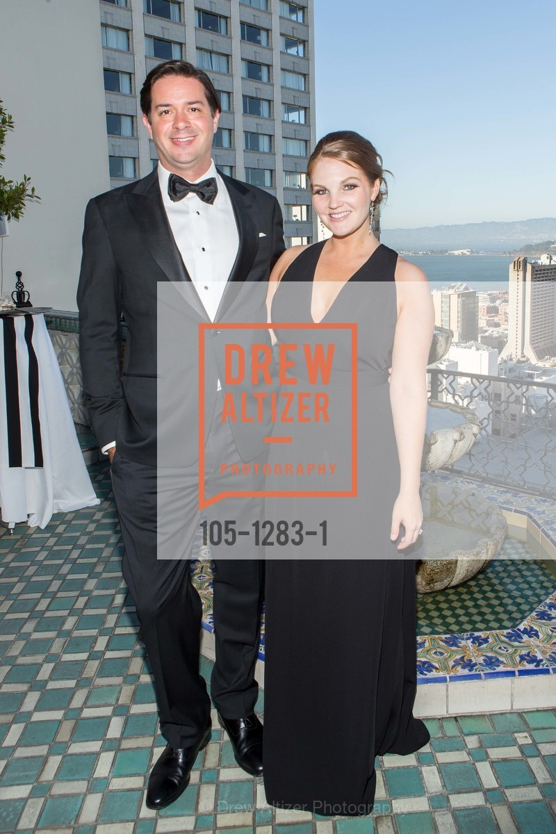 Daniel Cassell, Jamie Taylor, Spinsters of San Francisco Annual Ball 2016, US, June 25th, 2016