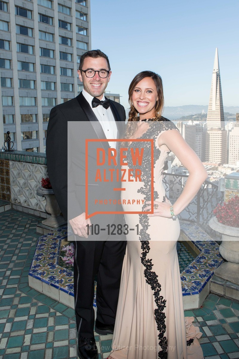Stephen Patch, Stacy Bowen, Spinsters of San Francisco Annual Ball 2016, US, June 25th, 2016